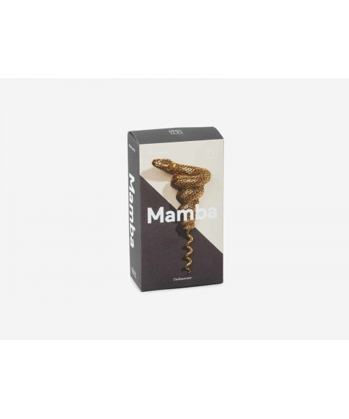 Gold Mamba Corkscrew Opener