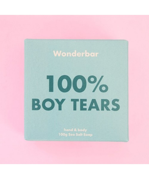 "Naturseife ""100% Boy Tears"""