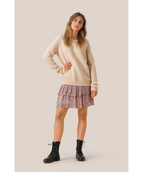 Crayon MW Short Skirt