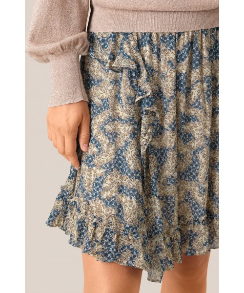 Wildly Short Skirt