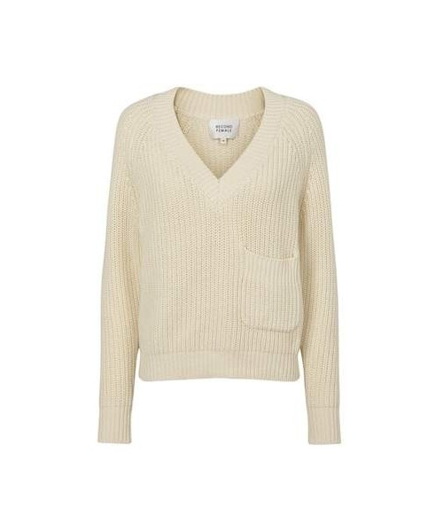 Faine Knit V-Neck