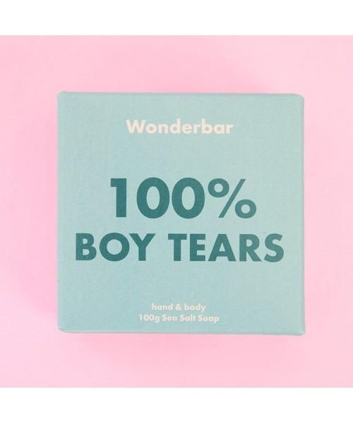 "Naturseife ""100% Boy Tears"""