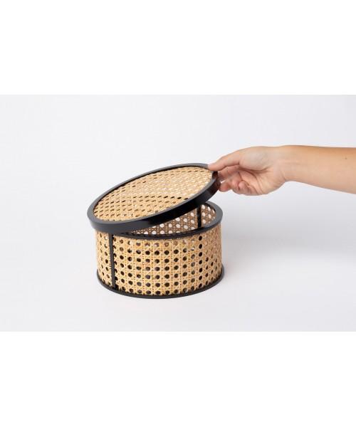 Kanne Round Box