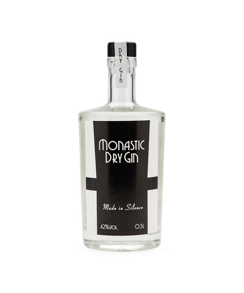 Monastic Dry Gin - 0,5l