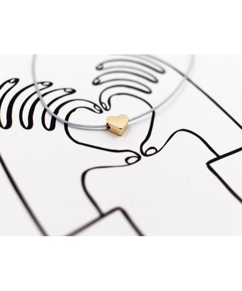Armband Heart You