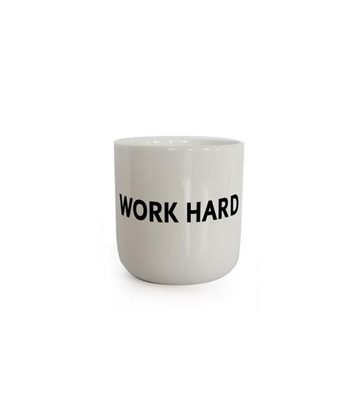"Playtype - Tasse ""Work Hard"""