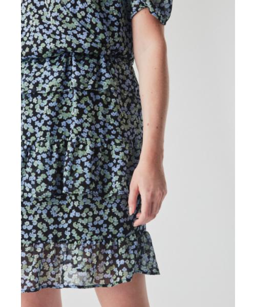 Earl Print Dress