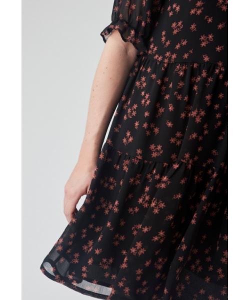 Erica Print Dress