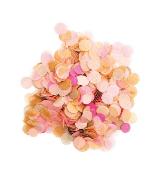Confetti - rosa