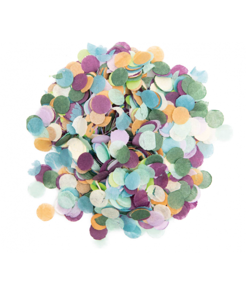 Confetti - grün