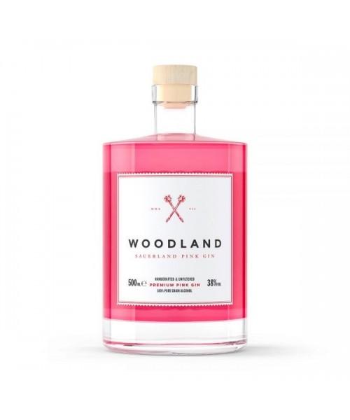 Woodland Pink Gin - 0,5 l