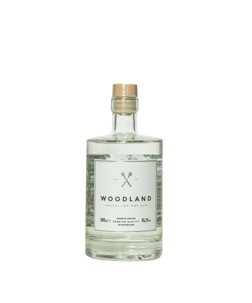 Woodland Dry Gin - 0,5 l