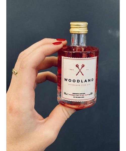Woodland Pink Gin - 50 ml