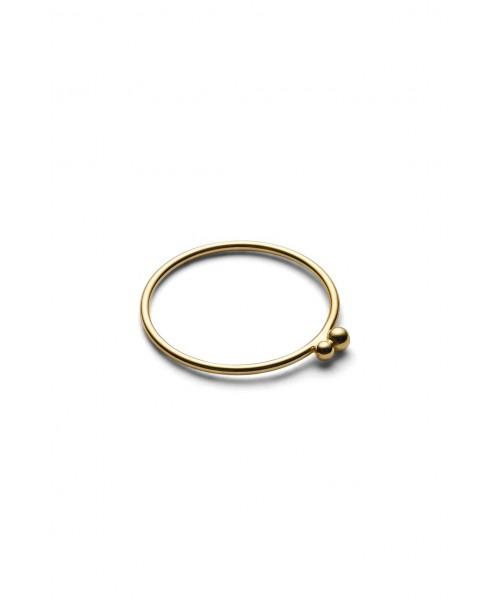 "Ring ""2 Pollen"" gold"
