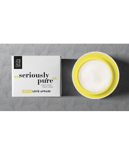 """Tages-Creme """"Seriously Pure"""""""