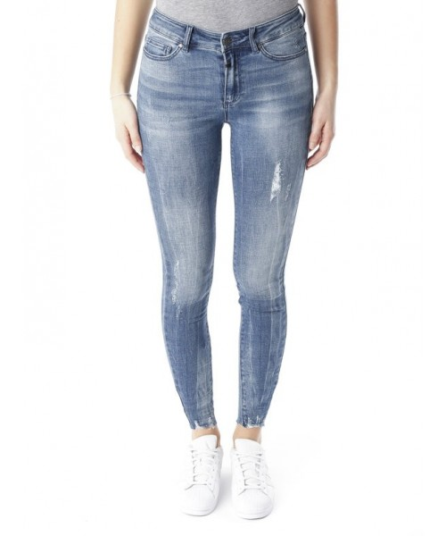 "Jeans ""Ania ripped hem"" -..."