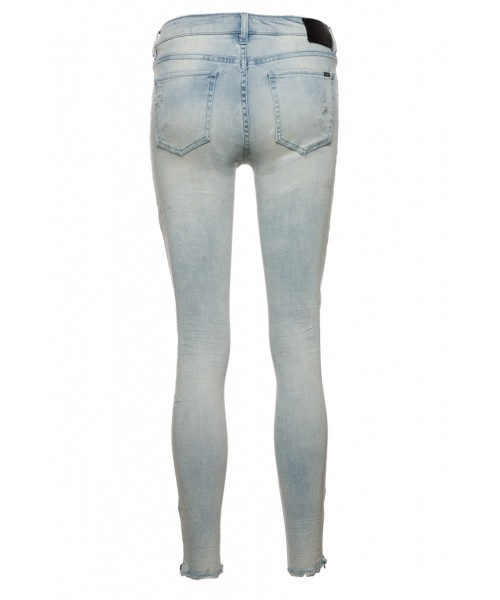 "Jeans ""Ania zip"" - vintage..."