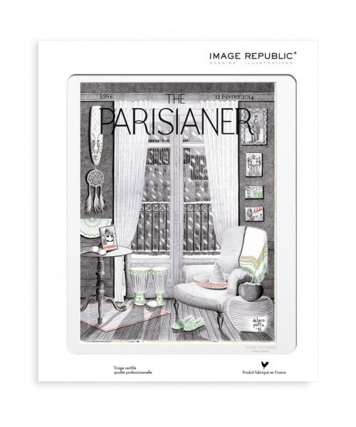 "The Parisianer ""Del..."
