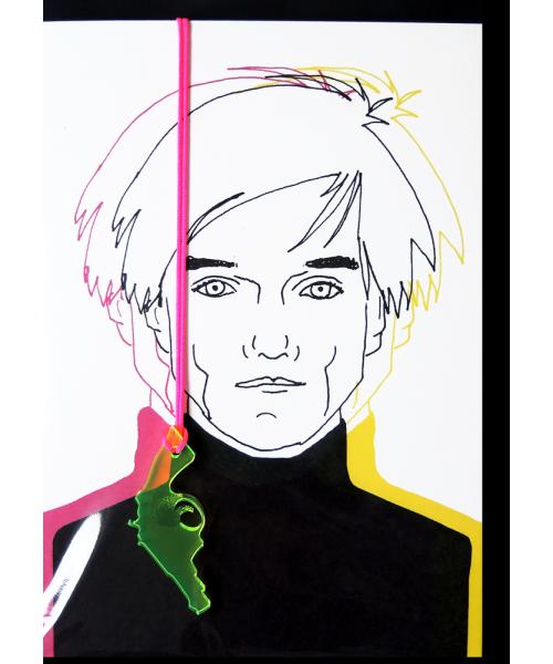 Grußkarte - Andy Warhol