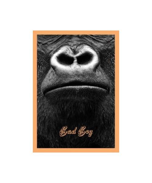 Postkarte - Bad Boy