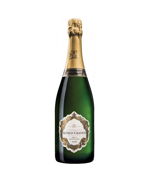 Champagne - Alfred Gratien...