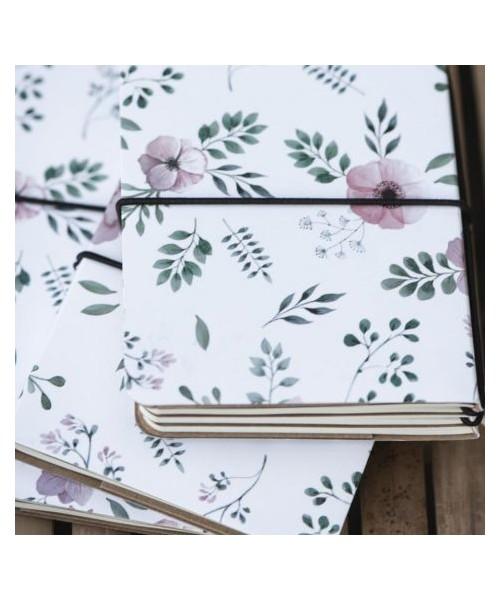 "Notizbuch ""Flowers"" DIN A5..."