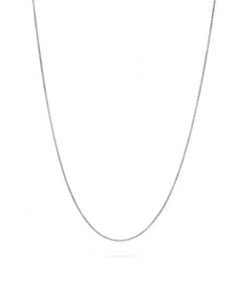 Kette - Smooth silber