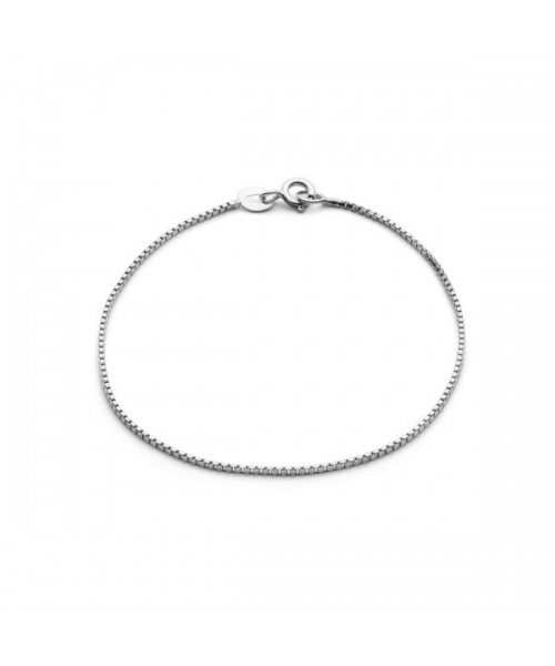 Armband - Smooth silber