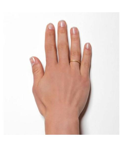 Ring - Notch gold