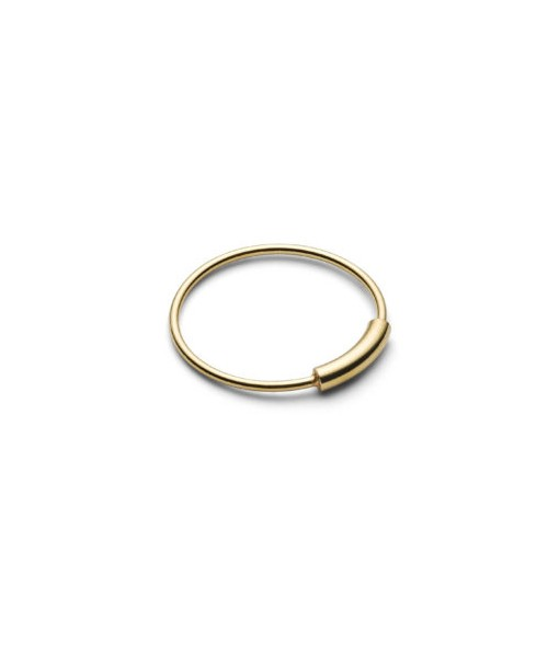 Ring - Tube gold