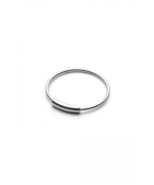 Ring - Tube silber