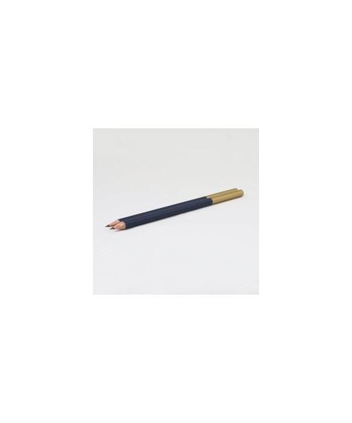 """Bleistift """"Blue/Gold"""""""