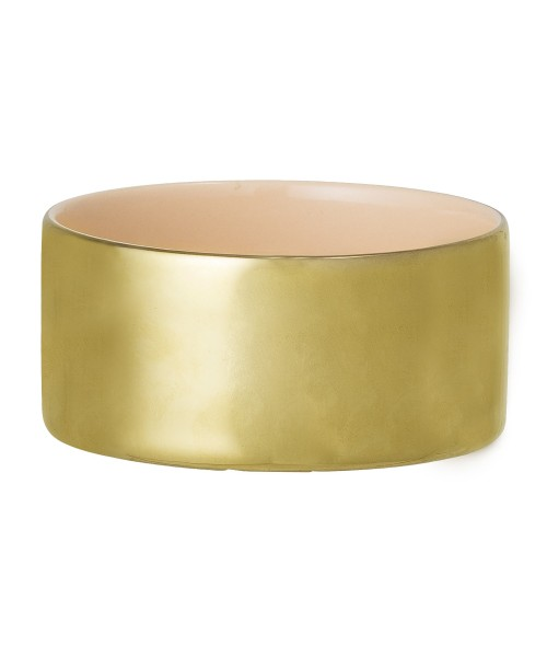 Schälchen Bakhan Aprikot/Gold