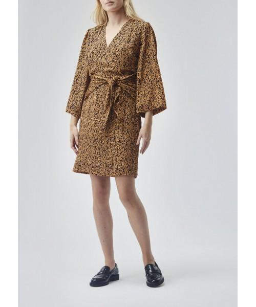 Isabella Print Dress