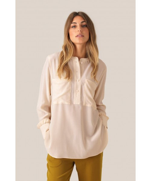 Thori LS Blouse